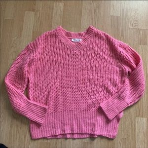 Cloth Sweater Size Large